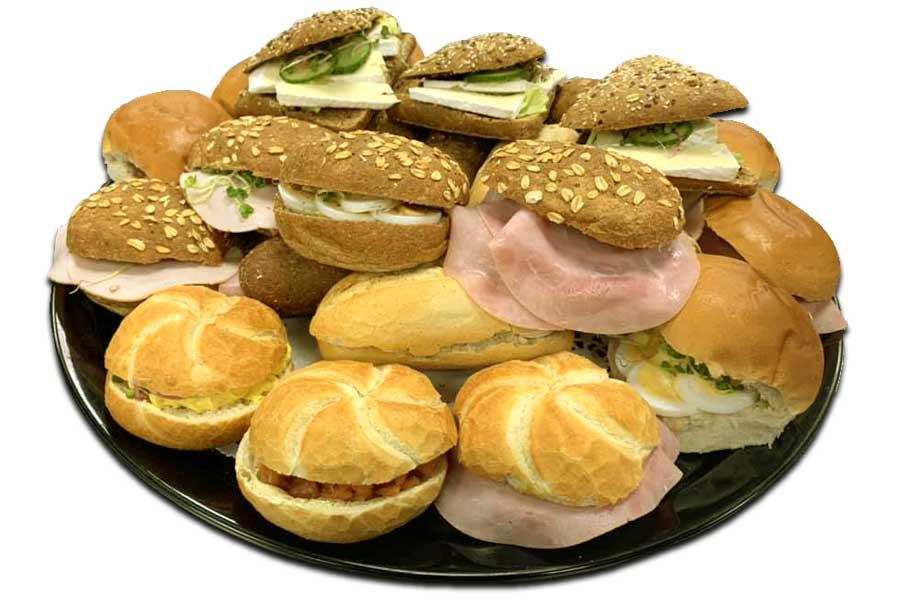 Broodjes online bestellen