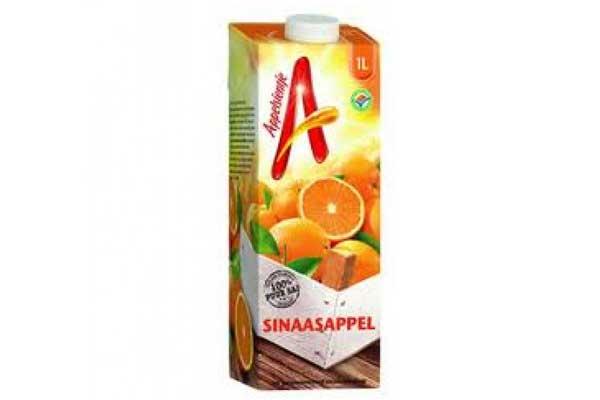 1 liter Jus d'orange